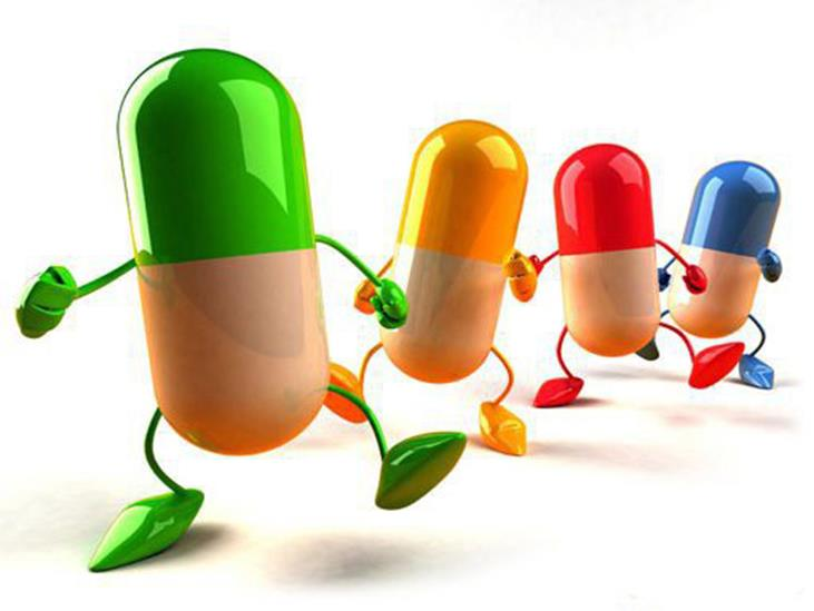 Витамины на страже здоровья