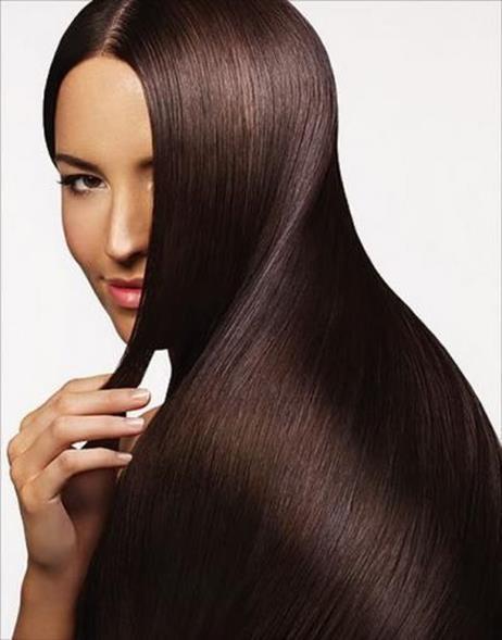 Шикарные волосы не без помощи природы