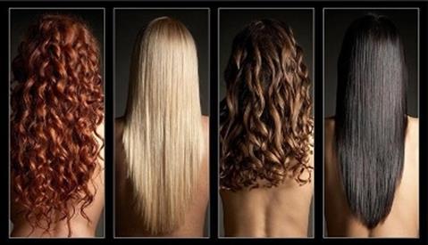 У каждого цвета «своя» толщина волоса