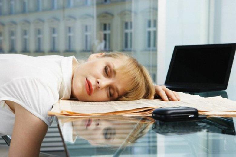 Сонливость — признак гиповитаминоза
