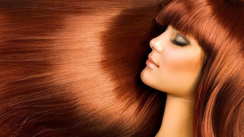 Шелковистые и блестящие волосы