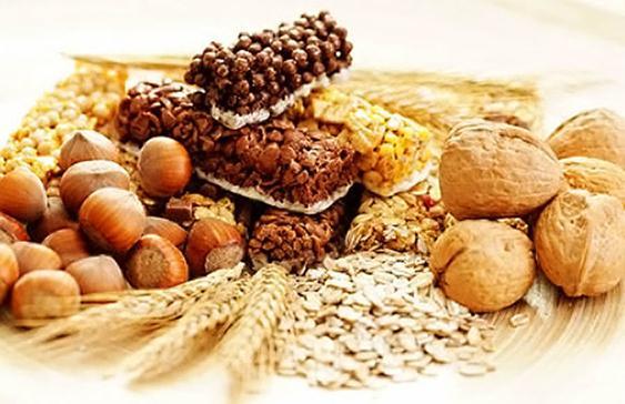Орехи богаты витаминами