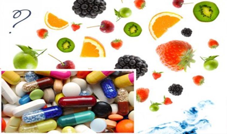 Фрукты и ягоды богаты витаминами