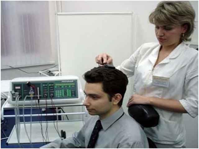 Профессиональная помощь волосам