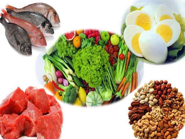 Продукты богатые водорастворимыми витаминами