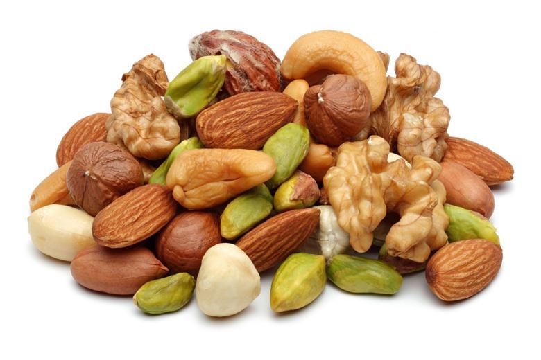 Продукты, содержащие витамин B3