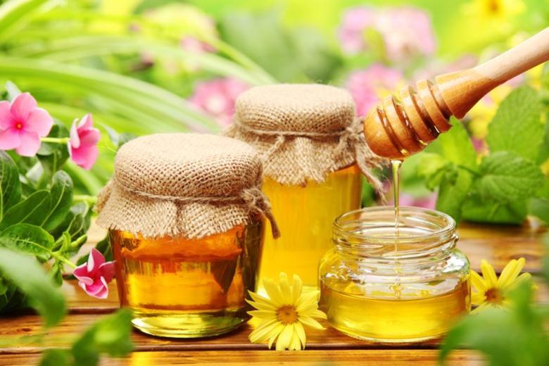 Использование меда в масках