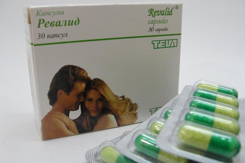 Витаминные капсулы для волос