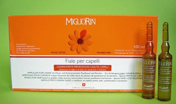 Средство на растительной основе Migliorin