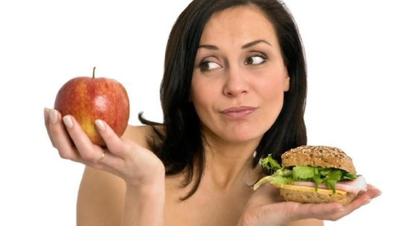 Выбор здоровой пищи