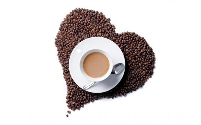 Чашка ароматного напитка