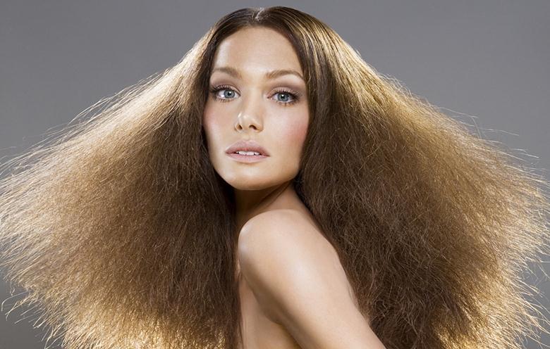 Волосы жесткие и сухие что делать в домашних условиях