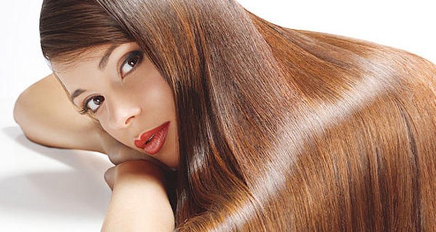 Определение здоровых и поврежденных волос