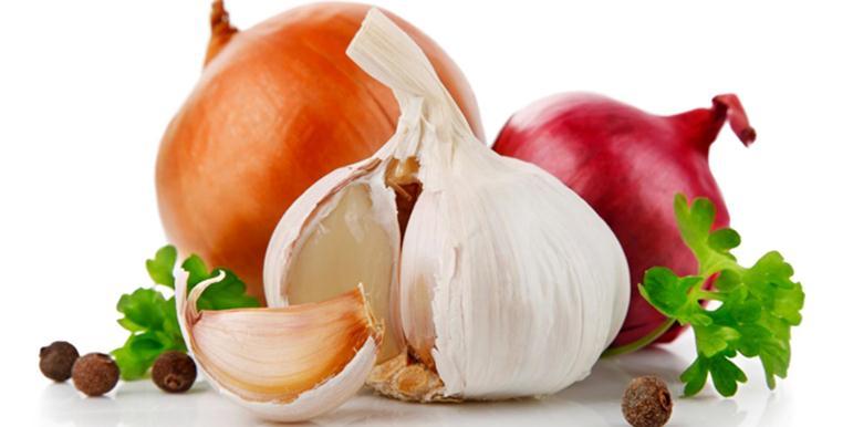 Овощи, богатые фитонцидами