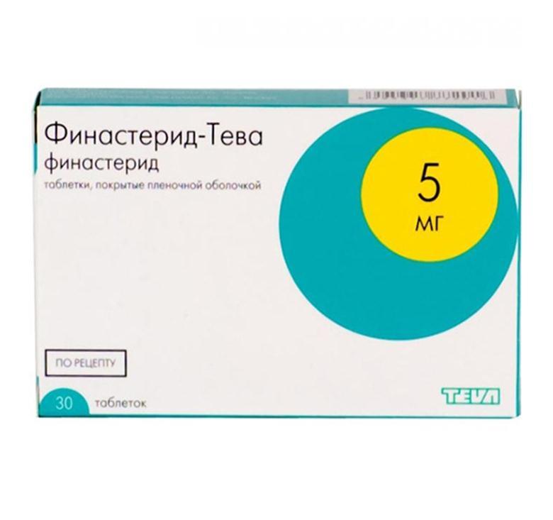 Таблетки против облысения