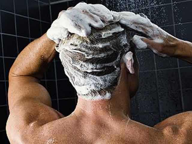 Лечебный шампунь