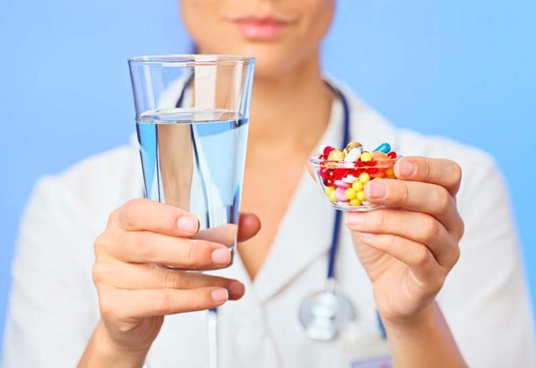 Горсть лекарств