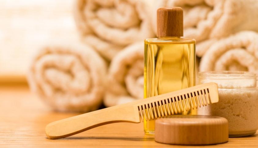 Ингредиенты для приготовления шампуня