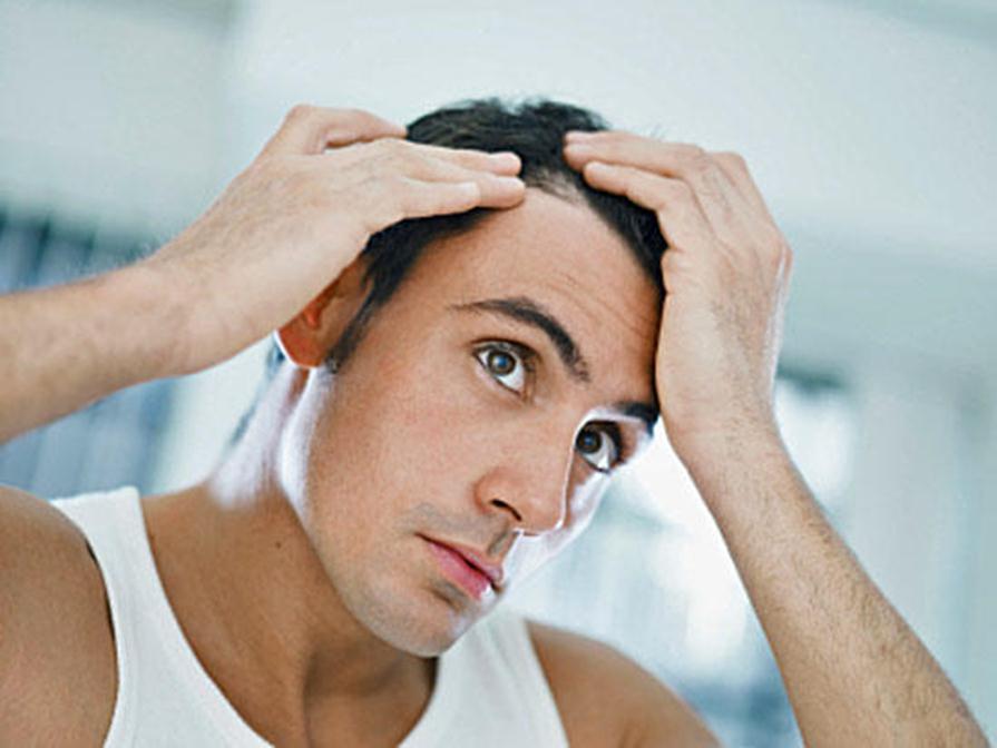 Выпадение волос как вылечить