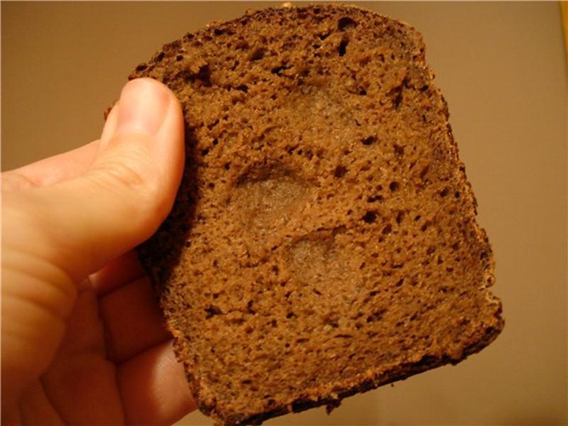 Кусочек хлеба