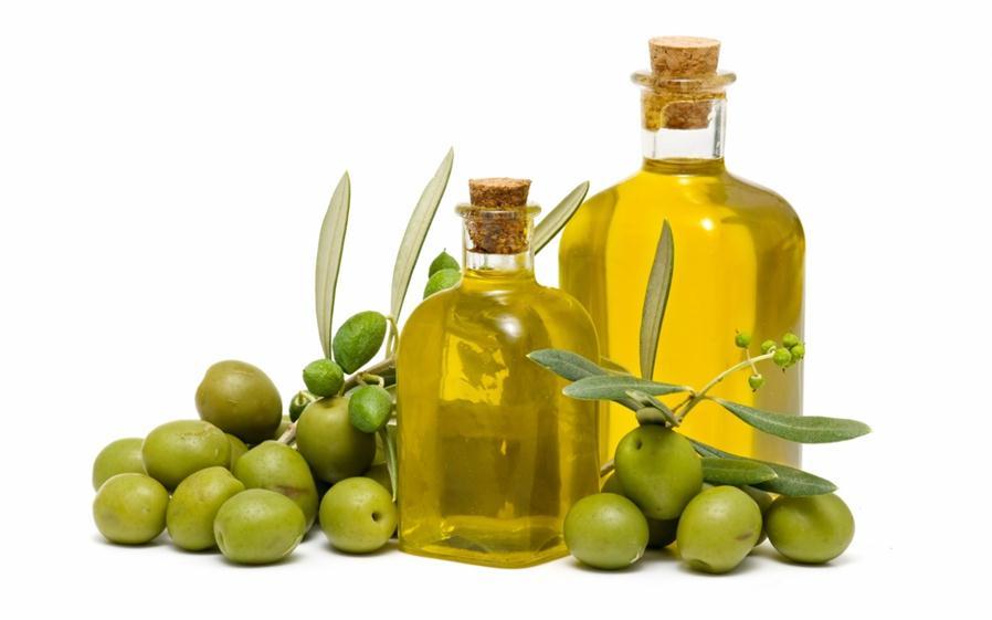 Емкости с растительным маслом