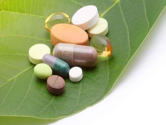 Набор витаминов