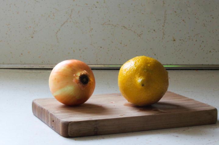 Цитрус и жгучий овощ