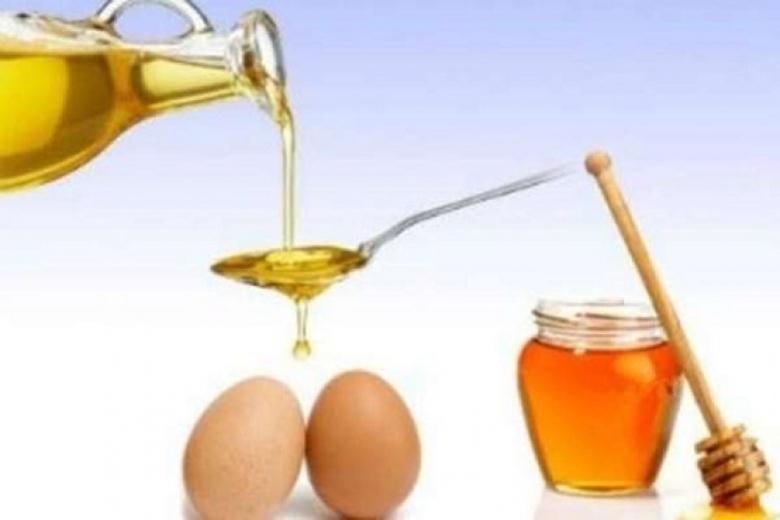Ингредиенты для маски против жирных волос