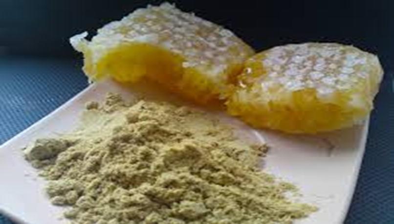 Пекарский порошок и медовые соты