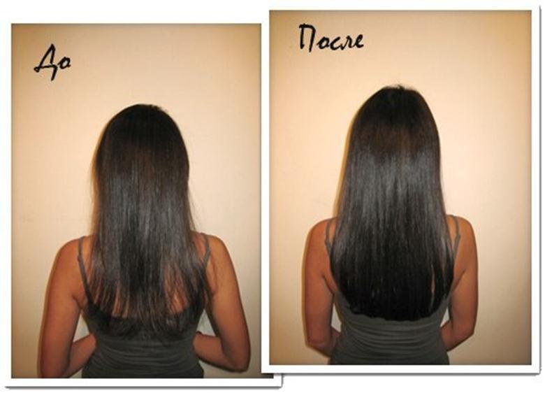Маска для волос эко линия отзывы