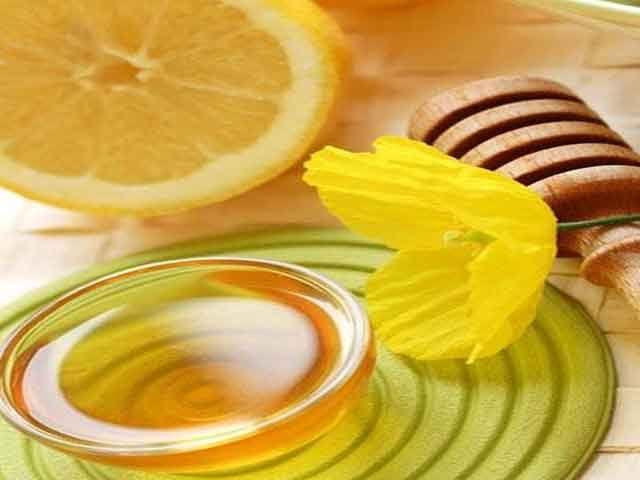 Цитрус и продукт пчеловодства